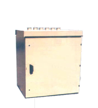 Skriňa SVS.P pre mrežovú trafostanicu PTS 400; 630; jednostľpovú trafostanicu betónovú 22 -=- 35 kV/250 kVA; 400 kVA